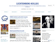 Tablet Preview of lichtenberg-kolleg.org